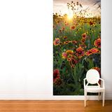 Flower at Sunrise Wall Mural