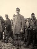 Prisoner at Bagnaria Arsa, Udine, During World War I Photographic Print by Ugo Ojetti
