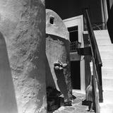 Pietro Ronchetti - View of a Typical Greek Town Fotografická reprodukce