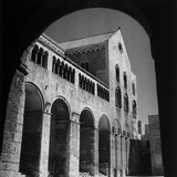 The South Side of the Basilica of San Nicola in Bari Photographic Print by Pietro Ronchetti