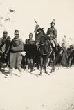 Prisoners During WWI Reproduction photographique par Ugo Ojetti