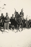 Prisoners During WWI Photographic Print by Ugo Ojetti