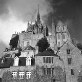 Pietro Ronchetti - Mont-Saint-Michel in Brittany Fotografická reprodukce