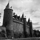 Castle of Josselin Photographic Print by Pietro Ronchetti