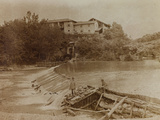 WWI: the River Natisone in Premariacco Photographic Print by L. Verdiani