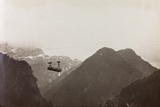 Free State of Verhovac-July 1916: Teleferic Mountain Patok Photographic Print