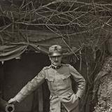 Portrait of Italian Soldier Photographic Print