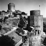 The Castle of Rumeli Hisari on the Bosporus Photographic Print by Pietro Ronchetti
