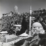The Karadzibeg Mosque in Mostar, Bosnia Herzegovina Photographic Print by Pietro Ronchetti