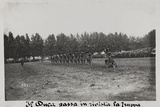 World War I: The Duke Mustering the Troops Photographic Print