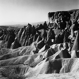 The Fairies' Chimneys in Cappadocia Photographic Print by Pietro Ronchetti