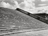 Steps of Grand Trianon's Palace, Versailles Photographic Print by Dusan Stanimirovitch