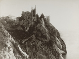 Ruins of the Castle of Duino Photographic Print