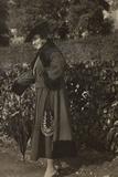 War Campaign 1917-1920: Female Portrait Photographic Print