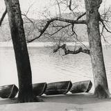 The Lake of Avigliana Photographic Print by Renzo Ferrini