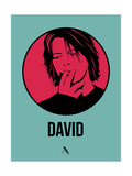 David 3 Posters by Aron Stein