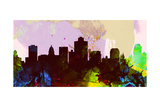 Salt Lake City Skyline Prints