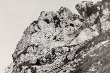World War I: Shelter for Machine Gun on Cengio Photographic Print
