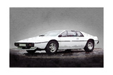 1976 Lotus Esprit Coupe Prints by  NaxArt