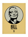 Bill 1 Posters by Aron Stein