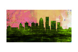 Louisville City Skyline Prints by  NaxArt