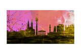 Vienna City Skyline Prints