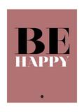Be Happy 2 Prints