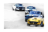 Monterey Racing Watercolor Posters by  NaxArt