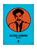 Cultural Learnings 1 Print by Aron Stein