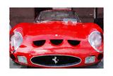 1962 Ferrari 250 GTO Front Watercolor Posters