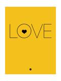 NaxArt - Love Yellow Obrazy