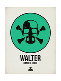 Walter 1 Posters by Aron Stein