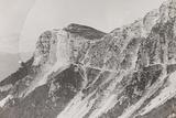 World War I: Roccione of the Grenadiers, Mount Cengio Photographic Print