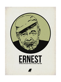 Ernest 2 Prints by Aron Stein