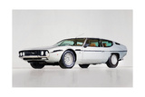 Lamborghini Espada Watercolor Posters by  NaxArt