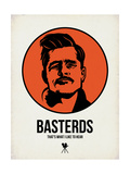 Basterds 1 Poster by Aron Stein