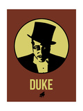 Duke 1 Posters by Aron Stein