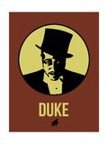 Duke 1 Print by Aron Stein