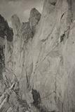 First World War: A Pair of Alpine Via Ferrata at Step Folgarida Photographic Print