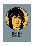 Keith Posters by Aron Stein