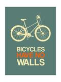 Bicycles Have No Walls 3 Láminas por  NaxArt
