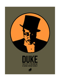 Duke 2 Prints by Aron Stein