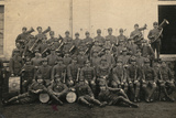 Members of the Musical Band of the 49th Infantry Regiment Photographic Print