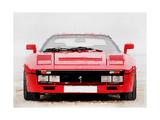 1980 Ferrari 288 GTO Front Watercolor Posters