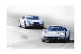 Porsche 904 Racing Watercolor Prints