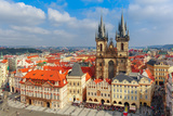 Old Town Square in Prague, Czech Republic Photographic Print by kavalenkava volha