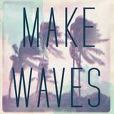 Make Waves Muursticker van  Junk Food