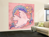 Love 2 Be Free - Dove Flying Wall Mural – Large by  Junk Food