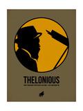 Thelonious 2 Kunstdrucke von Aron Stein