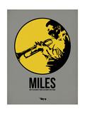 Miles 2 Affiche par Aron Stein